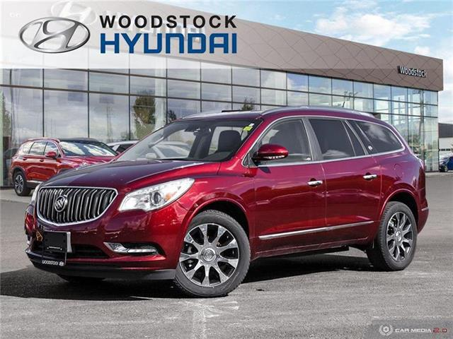 2017 Buick Enclave Leather (Stk: PE20042A) in Woodstock - Image 1 of 22