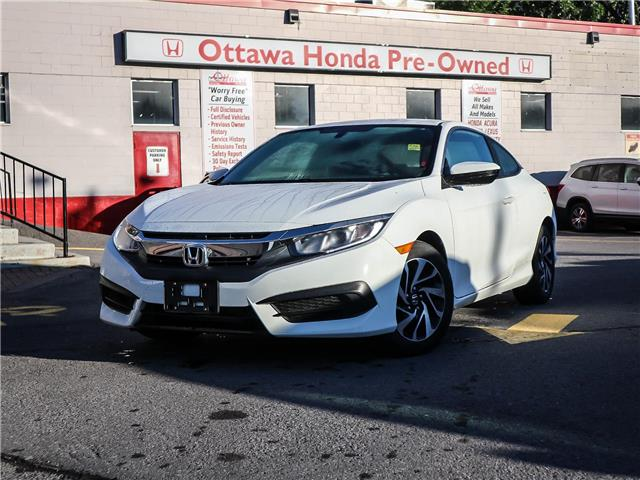 2018 Honda Civic LX (Stk: H85170) in Ottawa - Image 1 of 26