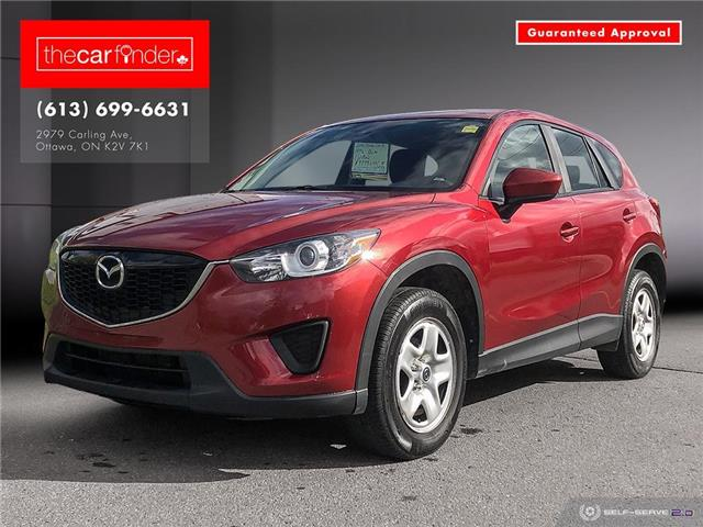 2013 Mazda CX-5 GX (Stk: ) in Ottawa - Image 1 of 23