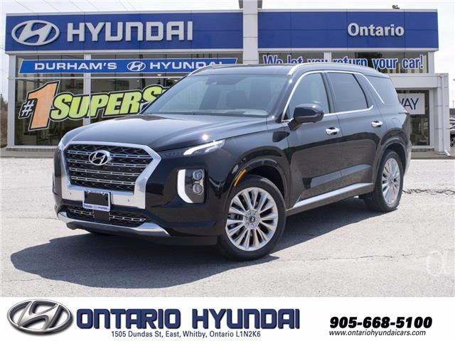 2021 Hyundai Palisade Ultimate Calligraphy (Stk: 212806) in Whitby - Image 1 of 21