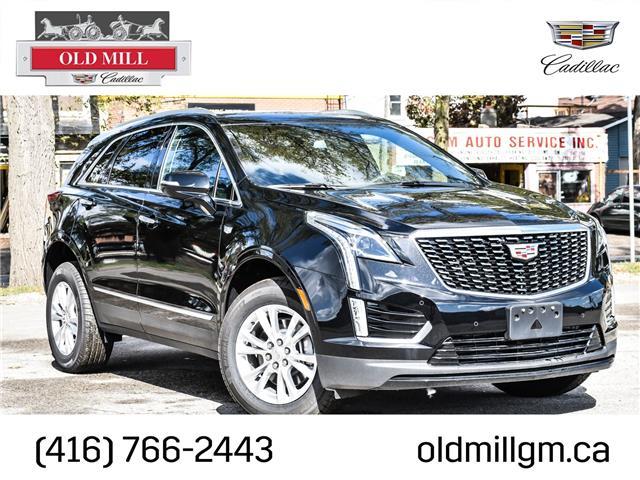 2020 Cadillac XT5 Luxury (Stk: LZ192555) in Toronto - Image 1 of 21