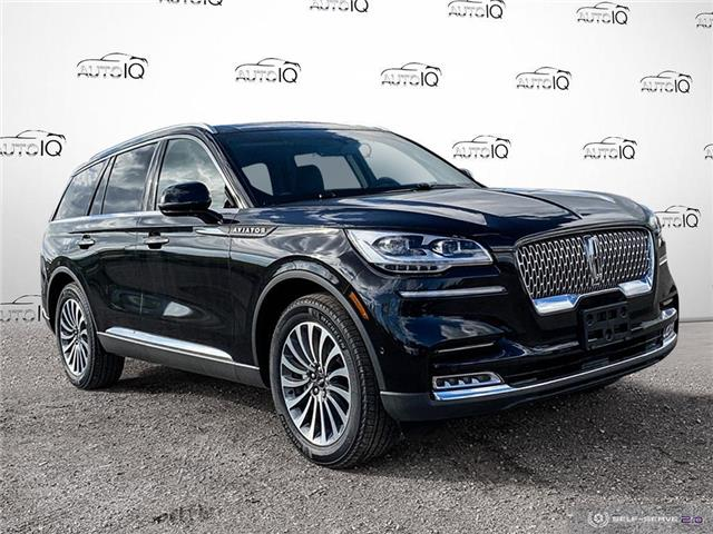2020 Lincoln Aviator Reserve (Stk: S0090) in St. Thomas - Image 1 of 25