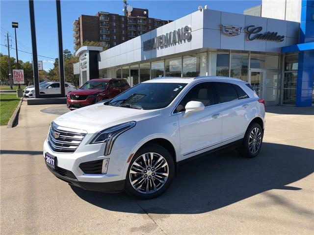 2017 Cadillac XT5 Premium Luxury (Stk: K076A) in Chatham - Image 1 of 20