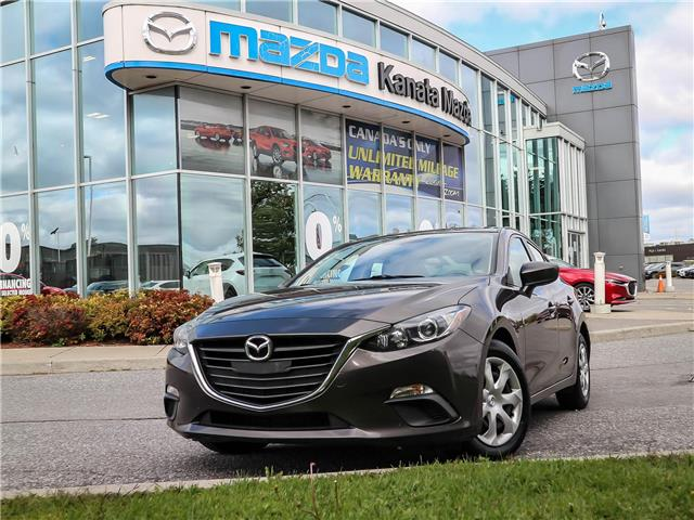 2016 Mazda Mazda3 GX (Stk: M1032) in Ottawa - Image 1 of 28