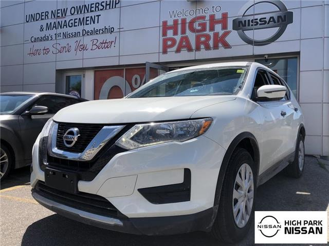 2017 Nissan Rogue S (Stk: Y17316) in Toronto - Image 1 of 20
