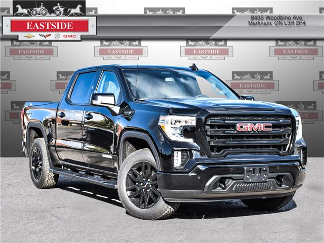 2021 GMC Sierra 1500 Elevation (Stk: MZ105270) in Markham - Image 1 of 21