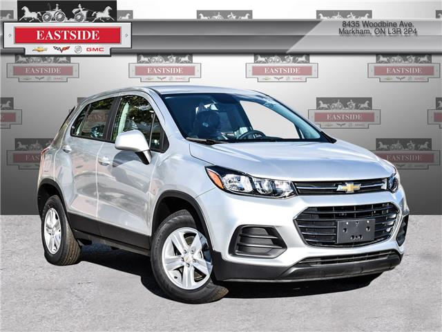 2021 Chevrolet Trax LS (Stk: MB301347) in Markham - Image 1 of 18