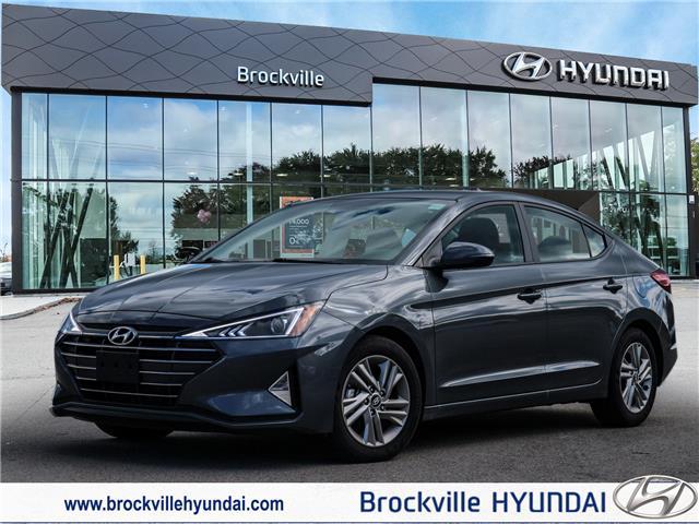 2019 Hyundai Elantra Preferred (Stk: P7164) in Brockville - Image 1 of 30