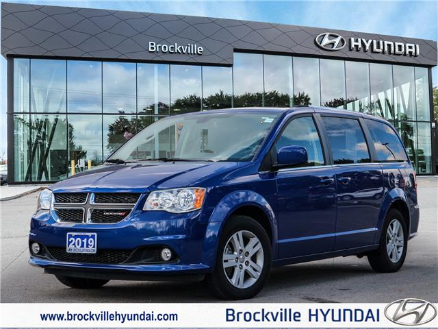 2019 Dodge Grand Caravan Crew (Stk: P7189) in Brockville - Image 1 of 30