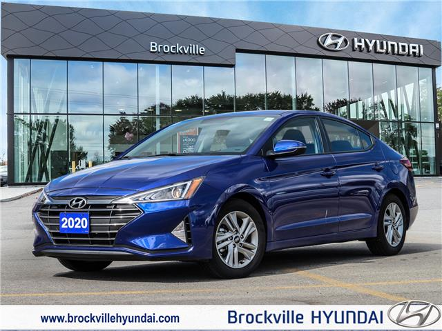 2020 Hyundai Elantra Preferred (Stk: R20305A) in Brockville - Image 1 of 30