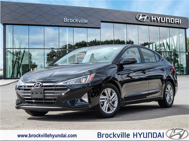 2020 Hyundai Elantra Preferred w/Sun & Safety Package (Stk: P7184) in Brockville - Image 1 of 30