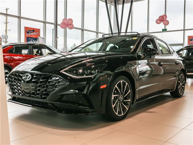 2021 Hyundai Sonata Ultimate (Stk: R21013) in Brockville - Image 1 of 21