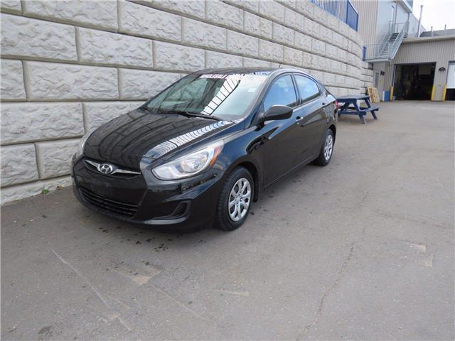 2014 Hyundai Accent GL (Stk: D01134A) in Fredericton - Image 1 of 17