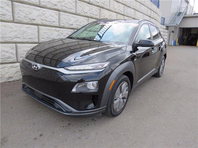 2019 Hyundai Kona EV Ultimate (Stk: D01177P) in Fredericton - Image 1 of 24