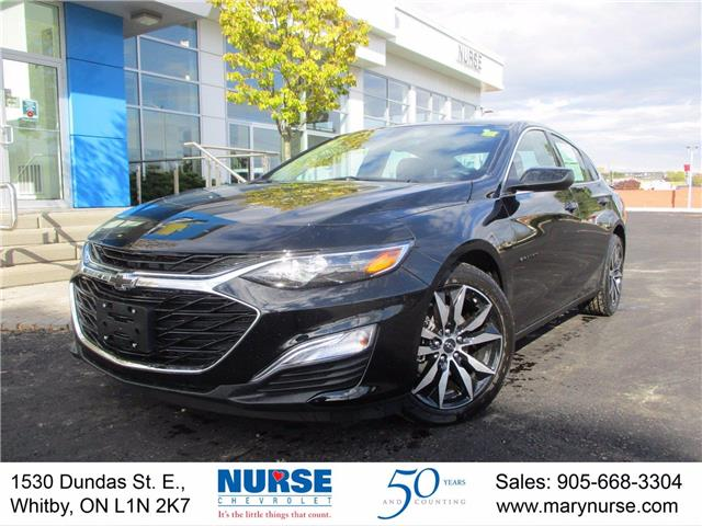 2021 Chevrolet Malibu RS (Stk: 21N004) in Whitby - Image 1 of 27