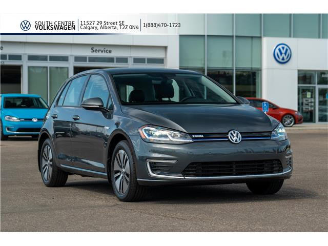 2020 Volkswagen e-Golf Comfortline (Stk: 00018) in Calgary - Image 1 of 39