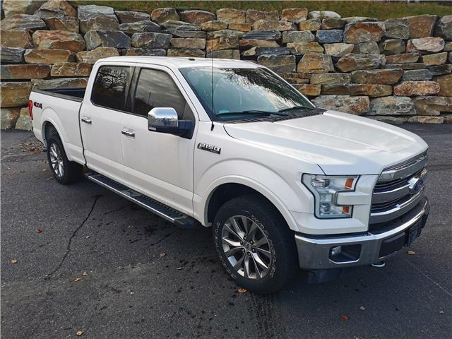 2017 Ford F-150 Lariat (Stk: 20-305A) in Huntsville - Image 1 of 24