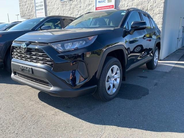 2021 Toyota RAV4 LE (Stk: TX007) in Cobourg - Image 1 of 9
