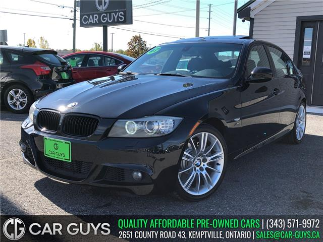 2011 BMW 335i xDrive (Stk: CG0060) in Kemptville - Image 1 of 30