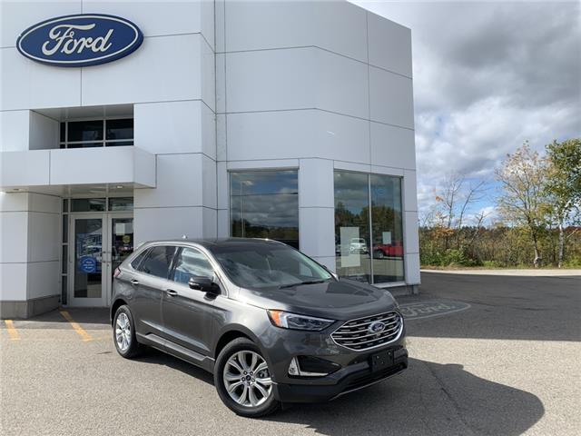 2020 Ford Edge Titanium (Stk: 20318) in Smiths Falls - Image 1 of 1