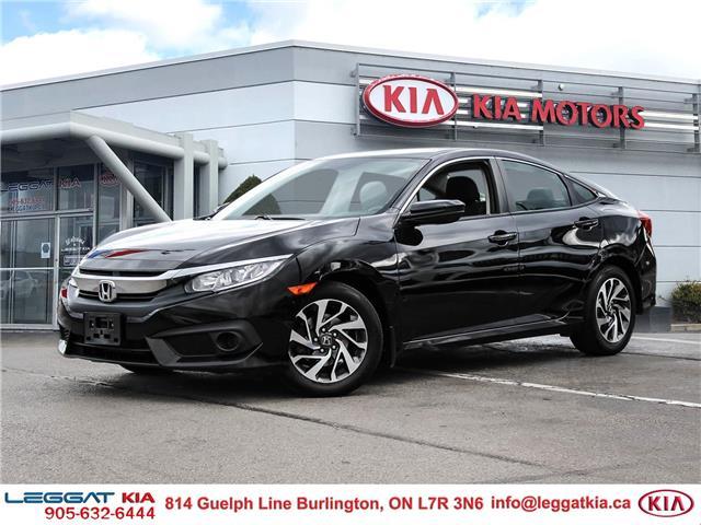 2016 Honda Civic EX (Stk: 01921A) in Burlington - Image 1 of 26