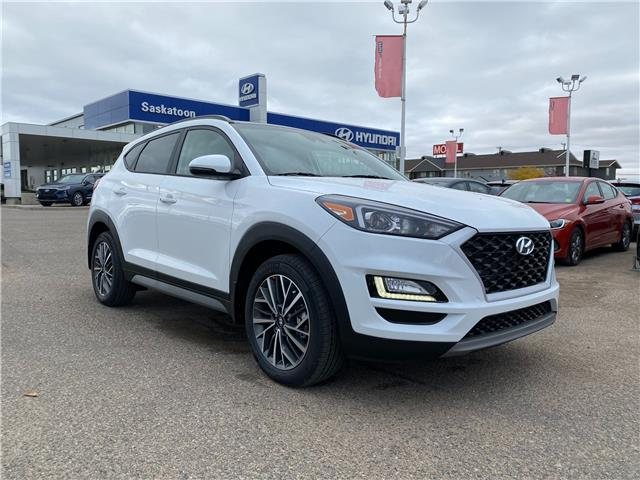 2021 Hyundai Tucson Preferred w/Trend Package (Stk: 50057) in Saskatoon - Image 1 of 14