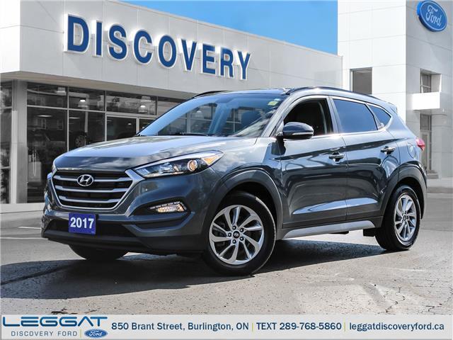 2017 Hyundai Tucson Luxury (Stk: 17-96470-T) in Burlington - Image 1 of 24