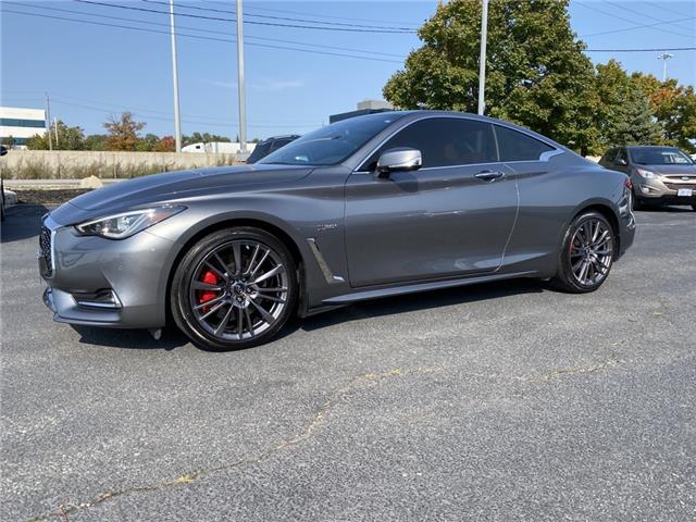 2017 Infiniti Q60 3.0t Red Sport 400 (Stk: 386-83) in Oakville - Image 1 of 18