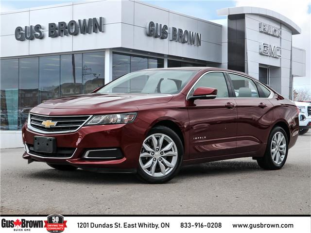 2017 Chevrolet Impala 1LT (Stk: 9103101T) in WHITBY - Image 1 of 28