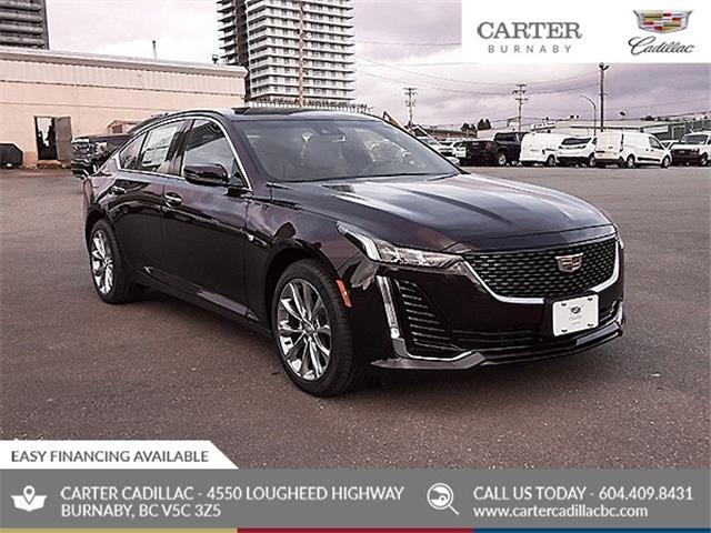 2020 Cadillac CT5 Premium Luxury (Stk: C0-31130) in Burnaby - Image 1 of 23