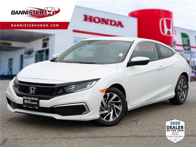 New 2020 Honda Civic LX  - Vernon - Bannister Honda