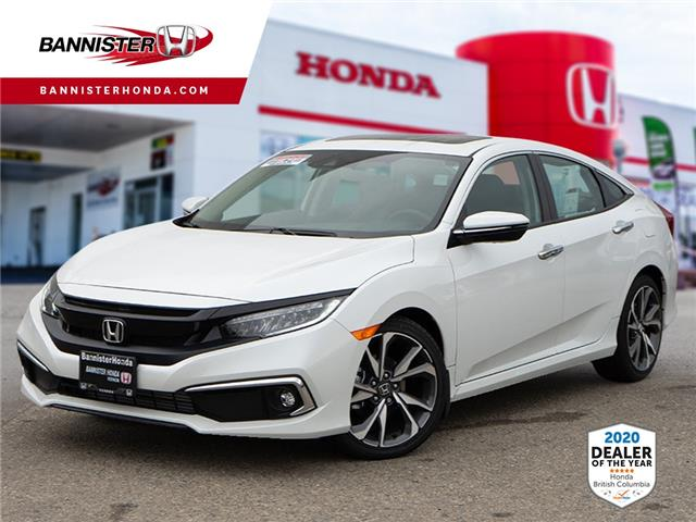 New 2020 Honda Civic Touring  - Vernon - Bannister Honda
