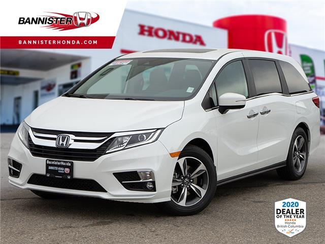 New 2020 Honda Odyssey EX-L Navi  - Vernon - Bannister Honda