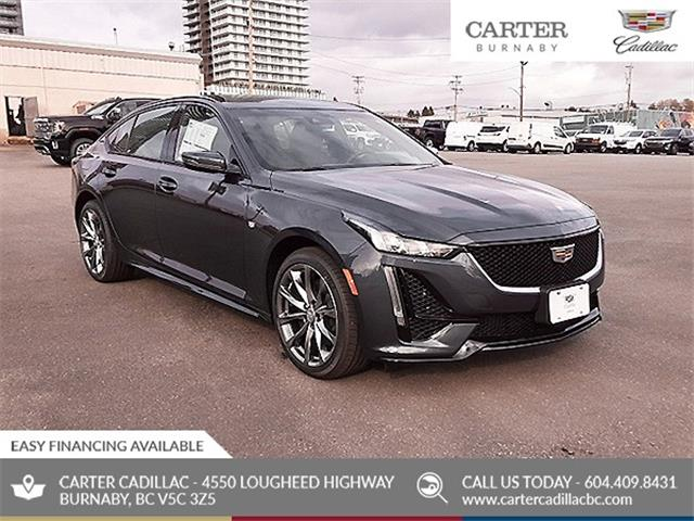 2020 Cadillac CT5 Sport (Stk: C0-02430) in Burnaby - Image 1 of 23