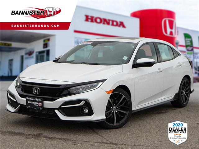 2020 Honda Civic Sport Touring (Stk: 20-152) in Vernon - Image 1 of 1