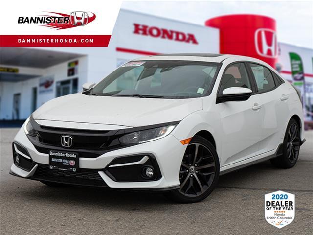 2020 Honda Civic Sport (Stk: 20-090) in Vernon - Image 1 of 1