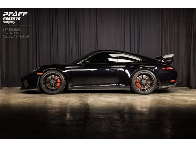 2018 Porsche 911 GT3 (Stk: CC015) in Calgary - Image 1 of 22
