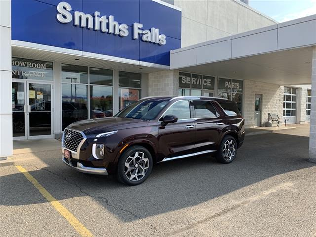 2021 Hyundai Palisade Ultimate Calligraphy (Stk: 10223) in Smiths Falls - Image 1 of 13
