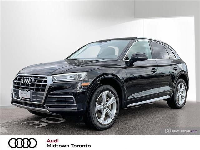 2018 Audi Q5 2.0T Progressiv (Stk: P8343) in Toronto - Image 1 of 25