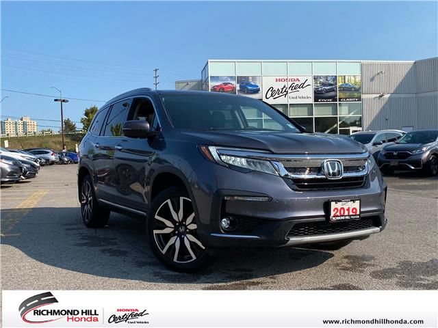 2019 Honda Pilot Touring (Stk: 212032P) in Richmond Hill - Image 1 of 29