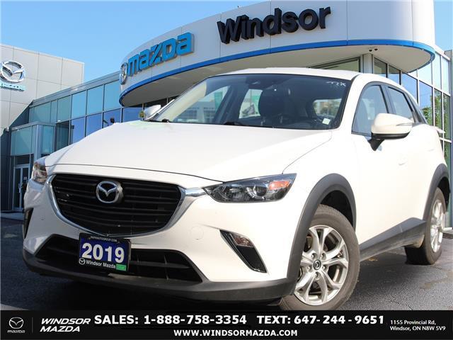 2019 Mazda CX-3 GS (Stk: PR9817) in Windsor - Image 1 of 25