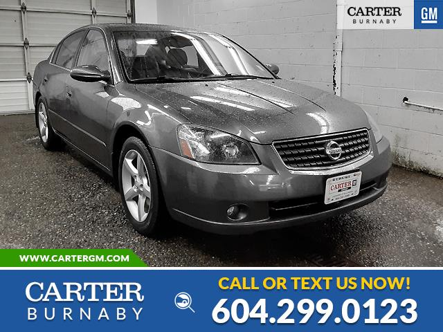 2005 Nissan Altima 3.5 SE (Stk: Q0-23771) in Burnaby - Image 1 of 24