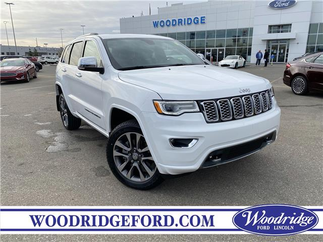 2018 Jeep Grand Cherokee Overland (Stk: LK-279A) in Calgary - Image 1 of 22