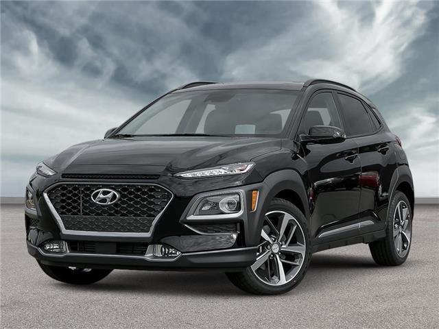 2021 Hyundai Kona  (Stk: 22329) in Aurora - Image 1 of 23