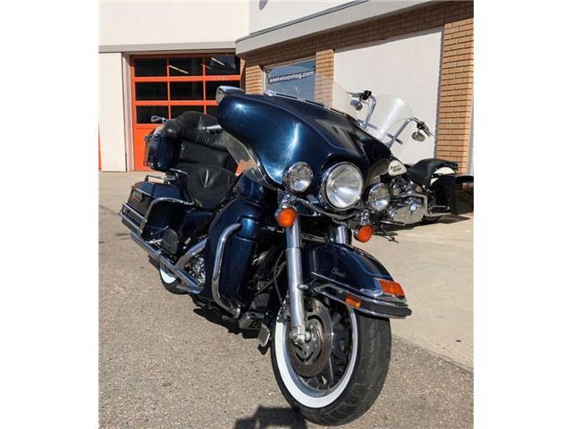 2002 Harley-Davidson FLHTCI  (Stk: CON-FLHTCI-02-0362) in Saskatoon - Image 1 of 8