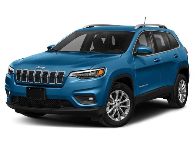 2021 Jeep Cherokee Trailhawk (Stk: M115961) in Surrey - Image 1 of 9