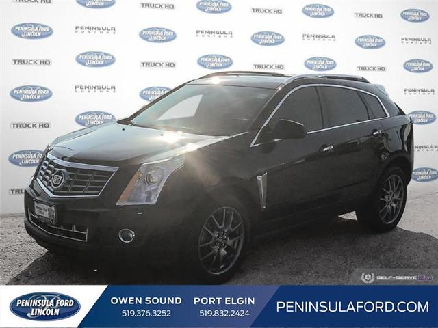 2016 Cadillac SRX Premium Collection (Stk: 20FE202A) in Owen Sound - Image 1 of 25
