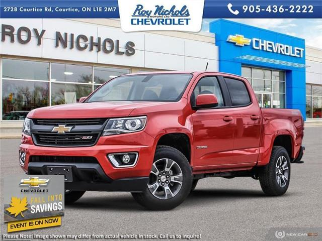 2021 Chevrolet Colorado Z71 (Stk: X026) in Courtice - Image 1 of 23