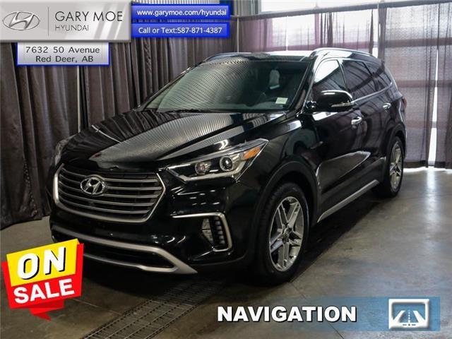 2019 Hyundai Santa Fe XL Ultimate (Stk: 0PL2283A) in Red Deer - Image 1 of 26