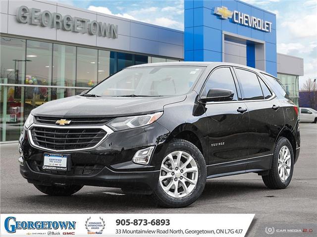 2018 Chevrolet Equinox LT (Stk: 32520) in Georgetown - Image 1 of 27